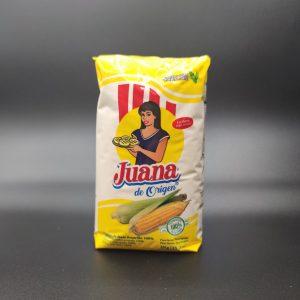 HARINA DE MAÍZ AMARILLO PRECOCIDA - JUANA