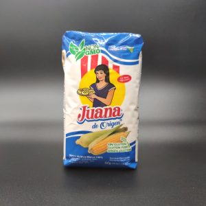 HARINA DE MAÍZ BLANCO PRECOCIDA - JUANA
