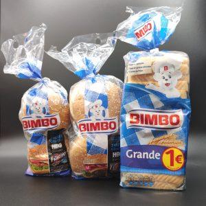 COMBO PAN BIMBO